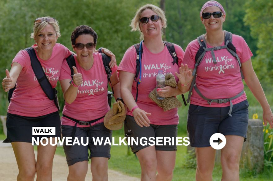 Nouveau Walkingseries