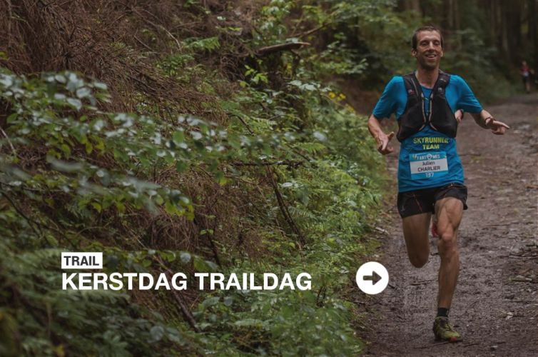 Kerstdag is traildag