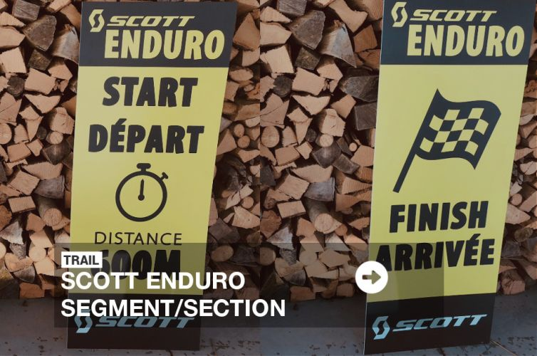 Scott Enduro Segment