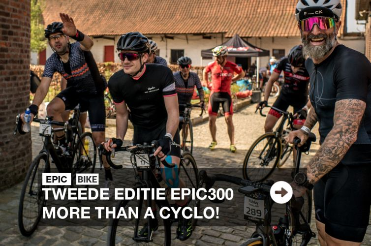 EPIC300 – MORE THAN A CYCLO!