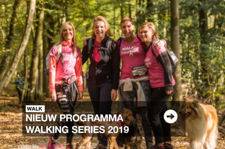 Walking Series 2019